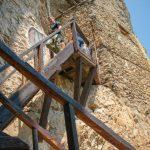 Скален манастир Свети Никола - Глигора