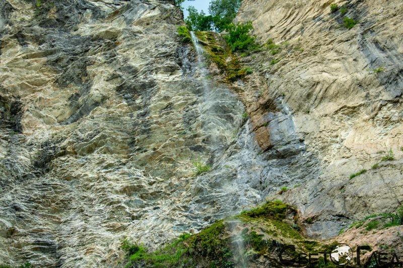 Водопад Бринта, Словения