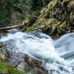 Водопад Сърцето, Каньонът на водопадите, Смолян