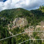 Тераса Стражите, Каньонът на водопадите, Смолян