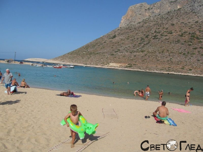 Ставрос (плажът на Зорба Гърка)
