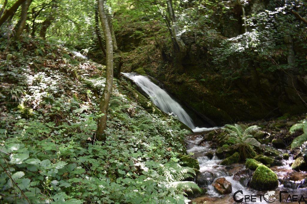 Габровски водопади