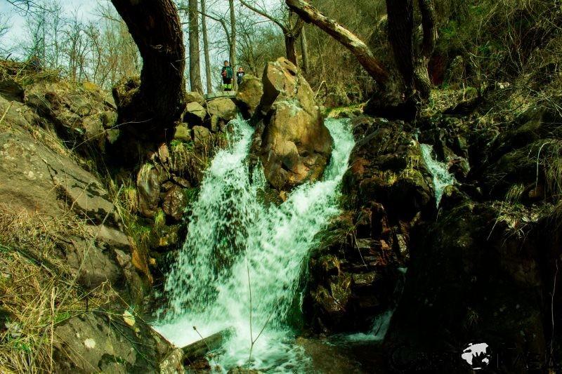 Локооско, втори водопад