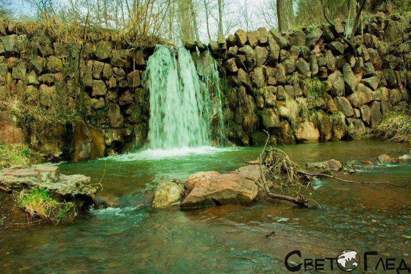 Локооско, трети водопад