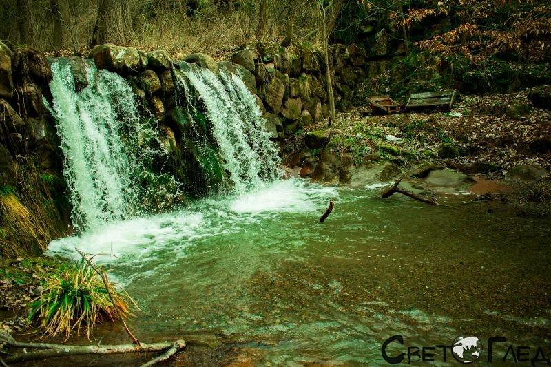 Локооско, четвърти водопад