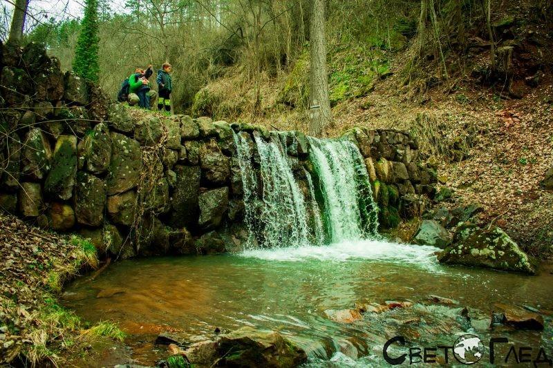Локооско, пети водопад