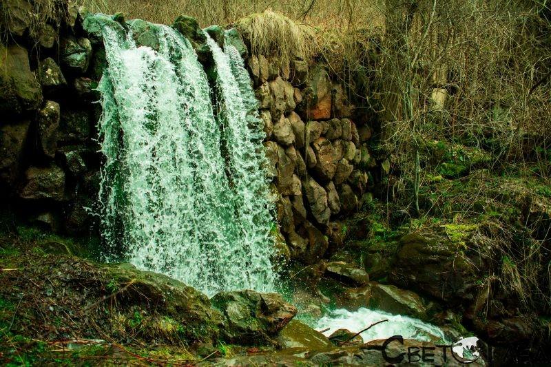 Локооско, шести водопад