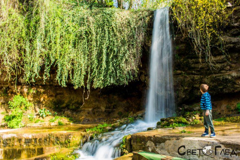 Водопад Бучалото, Радомир