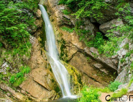 Каньон Пъкъл, Словения
