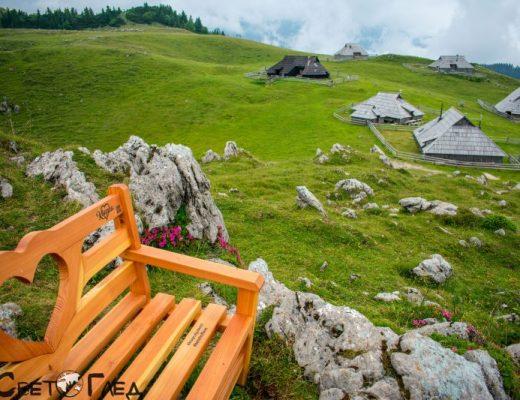 Велика Планина, Словения