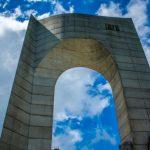 Беклемето, Арката на Свободата