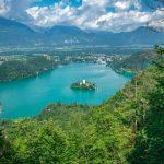 Езеро Блед, Словения