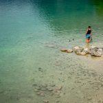 Езеро Бохин, Словения