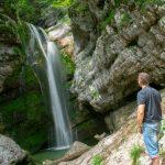 Водопад Войе