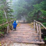 От хижа Кумата до Златните мостове