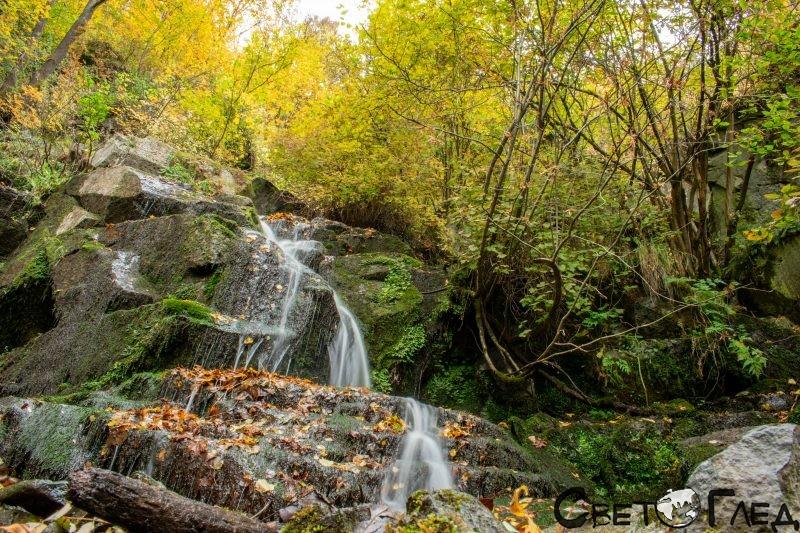 Алеков водопад