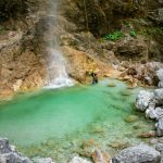 Каньонът на река Фратарица, Словения