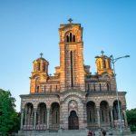 Църква Свети Марко, Белград