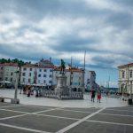 Площад Тартини, Пиран