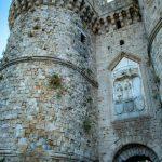 Морската порта, Родос