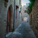 Старият град Родос
