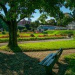 Ботаническата градина, Загреб