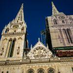 Катедралата в Загреб