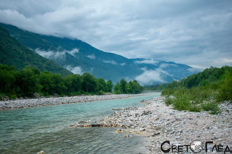 Къмпинг Вили, Словения
