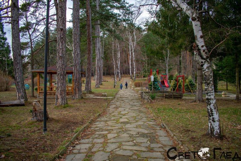 Парк Изворите