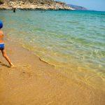 Agathi beach, Родос