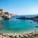 St. Paul's beach, остров Родос