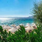Pefki beach, остров Родос