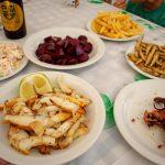 Aegean fish, Родос