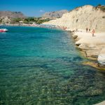 Kolymbia beach, Родос