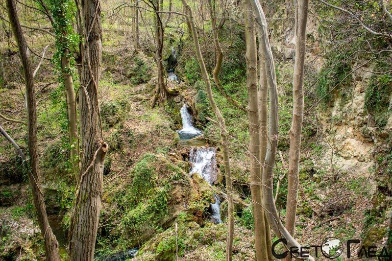 Водопад Сливодолско падало