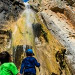 Водопад Добравишка Златна Скакля