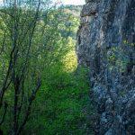 Към Церовски водопад