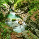 Каньон Можница, Словения