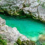 Големият каньон на река Соча, Словения