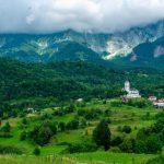 Село Кошеч, Словения