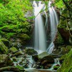 Дуршин скок, Копренските водопади