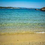 Плажът с кораба, Амулиани