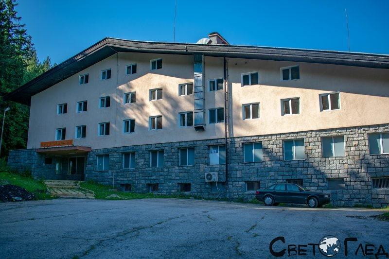 Хотел Мальовица