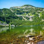 Йончевото езеро, Рила