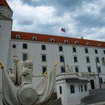 Замъкът на Братислава