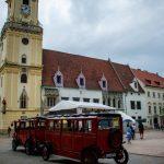 Централен площад, Братислава