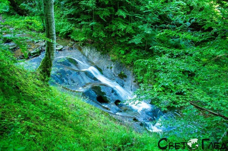 Река Острешка