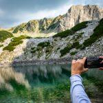 Езеро Синаница и Момин връх