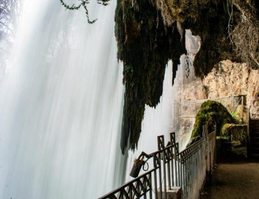 Водопад Едеса
