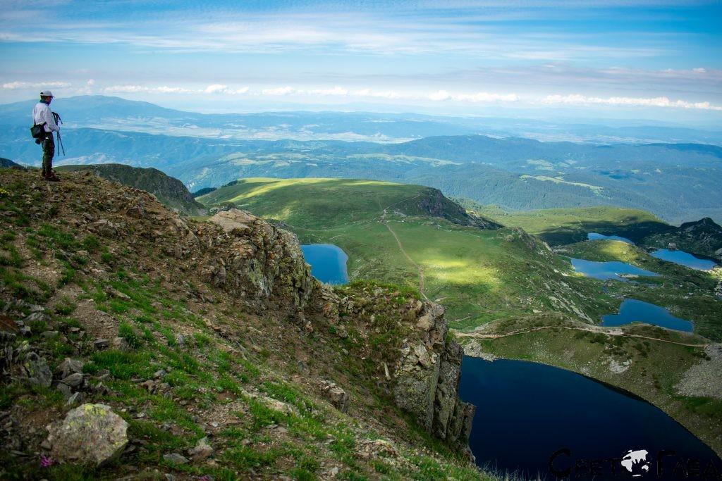 7-те Рилски езера